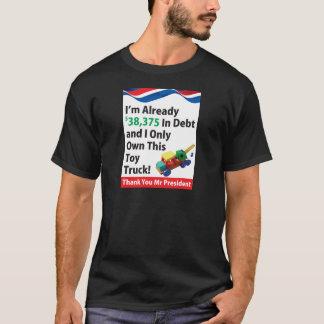 T-shirt Dette de camion
