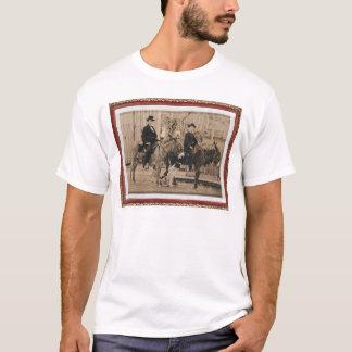 T-shirt Deux garçons d'O'Keefe sur les ânes (40040)