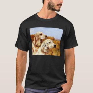 T-shirt Deux poseurs