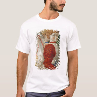 T-shirt Deux préposés en livrée et le chef de Lorenzo