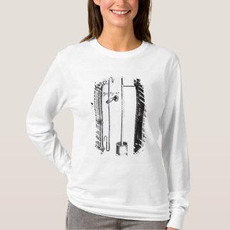 T-shirt Développement de Robert Boyle de la pompe à eau