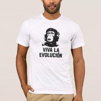T-shirt d'evolucion de La de vivats
