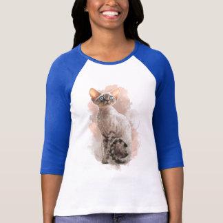 T-shirt Devon Rex Sofi