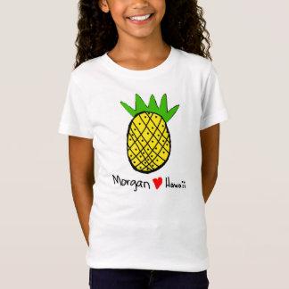 T-shirt d'Hawaï d'amours de Morgan