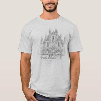 T-shirt Di Milan de Duomo