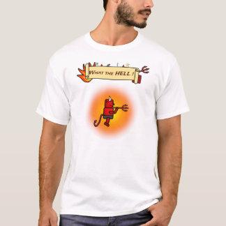 T-shirt Diable !