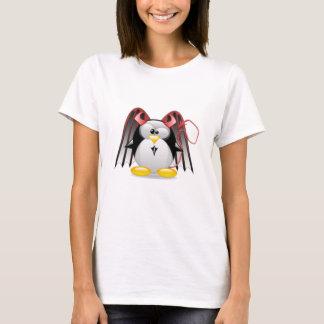 T-shirt Diable à ailes Tux