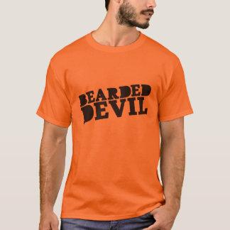 "T-shirt ""Diable barbu """