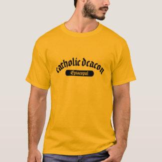 T-shirt Diacre catholique épiscopal