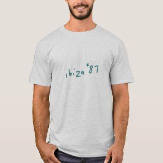 T-shirt d'Ibiza 87 de Melvis