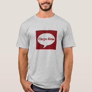 T-shirt Diem de Carpe