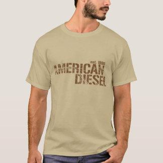 T-shirt Diesel américain III