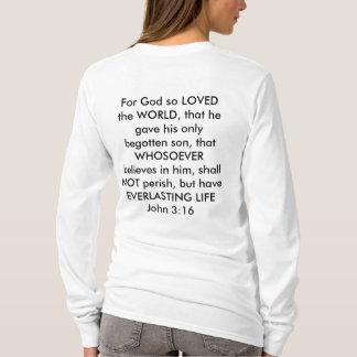 T-shirt Dieu aime CHACUN