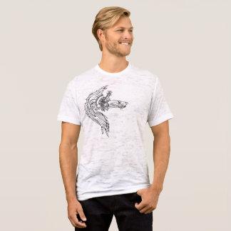 T-shirt Dieu de serpent