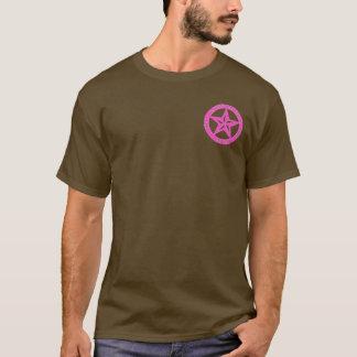 T-shirt Dieu des femmes, famille, vaches