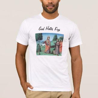 T-shirt Dieu déteste des figues