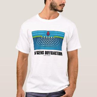 T-shirt Diffraction de Huygens