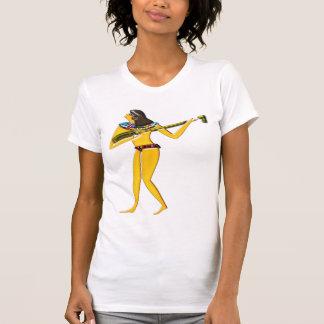 T-shirt Digital peinte ; Premier Egyptien