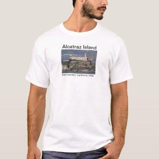 T-shirt d'île d'Alcatraz