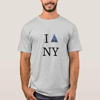 T-shirt d'Illuminati NY