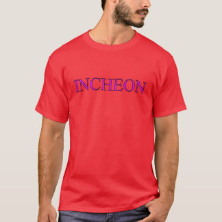 T-shirt d'Incheon