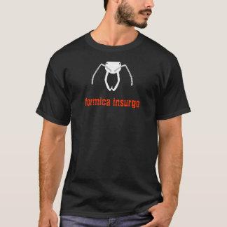 T-shirt d'Insurgo de formica