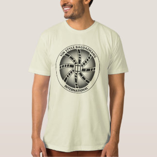 T-shirt d'International de Baguazhang de style de