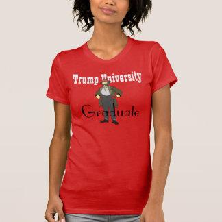 T-shirt Diplômé d'université d'atout