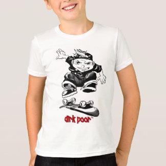 T-shirt Dirk Poor™ badine la chemise