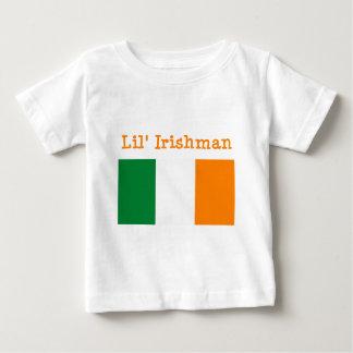 T-shirt d'Irlandais de Lil