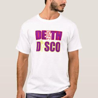 T-shirt Disco de la mort