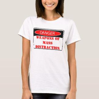 T-shirt Distraction de masse