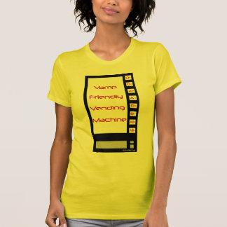 T-shirt Distributeur automatique amical de vamp