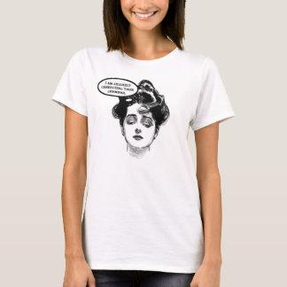 T-shirt Diva victorienne de grammaire