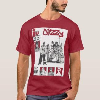 T-shirt Dizzy la visite transparente