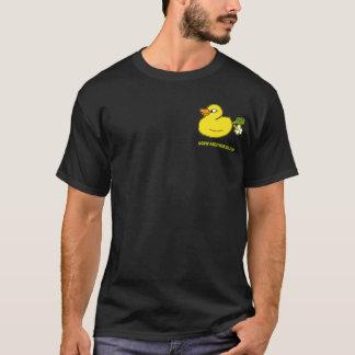 T-shirt DMT d'usage de canard de péter