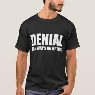 T-shirt d'obscurité de démenti