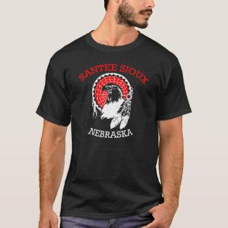 T-shirt d'obscurité de Santee Sioux