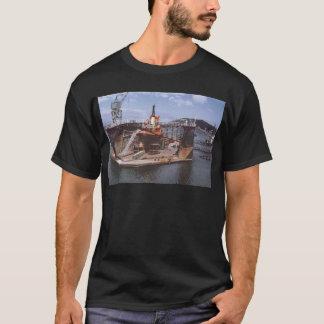 T-shirt Dock flottant Ngahue 1975 de jubilé