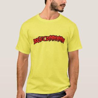 T-shirt Dogecoinmania