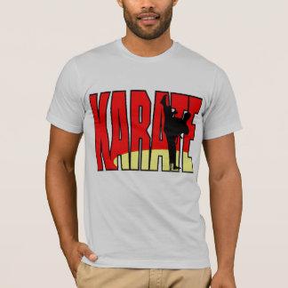 T-shirt Dojo de vallée de colline
