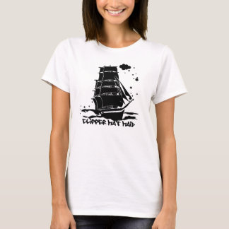 T-shirt Domestique de tapis de tondeuse