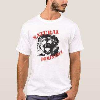 T-shirt Dominance naturelle