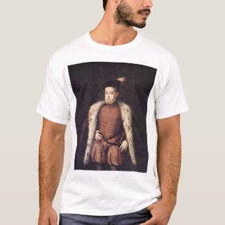 T-shirt Don Carlos de l'Autriche par Alonso Sanchez