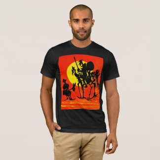 T-SHIRT DON DON QUICHOTTE