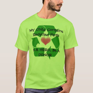 T-shirt Donation d'organe