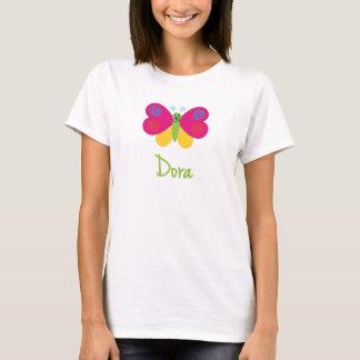 T-shirt Dora le papillon