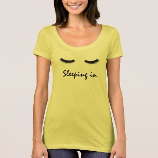 """T-shirt """"Dormant dans"""" le graphique"""
