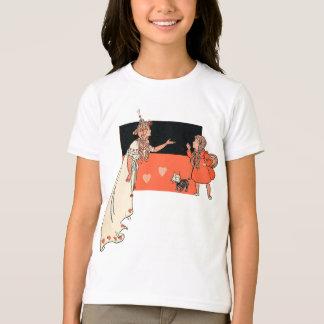 T-shirt Dorothy et Glinda, magicien d'Oz