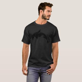 T-shirt d'orque d'épaulard